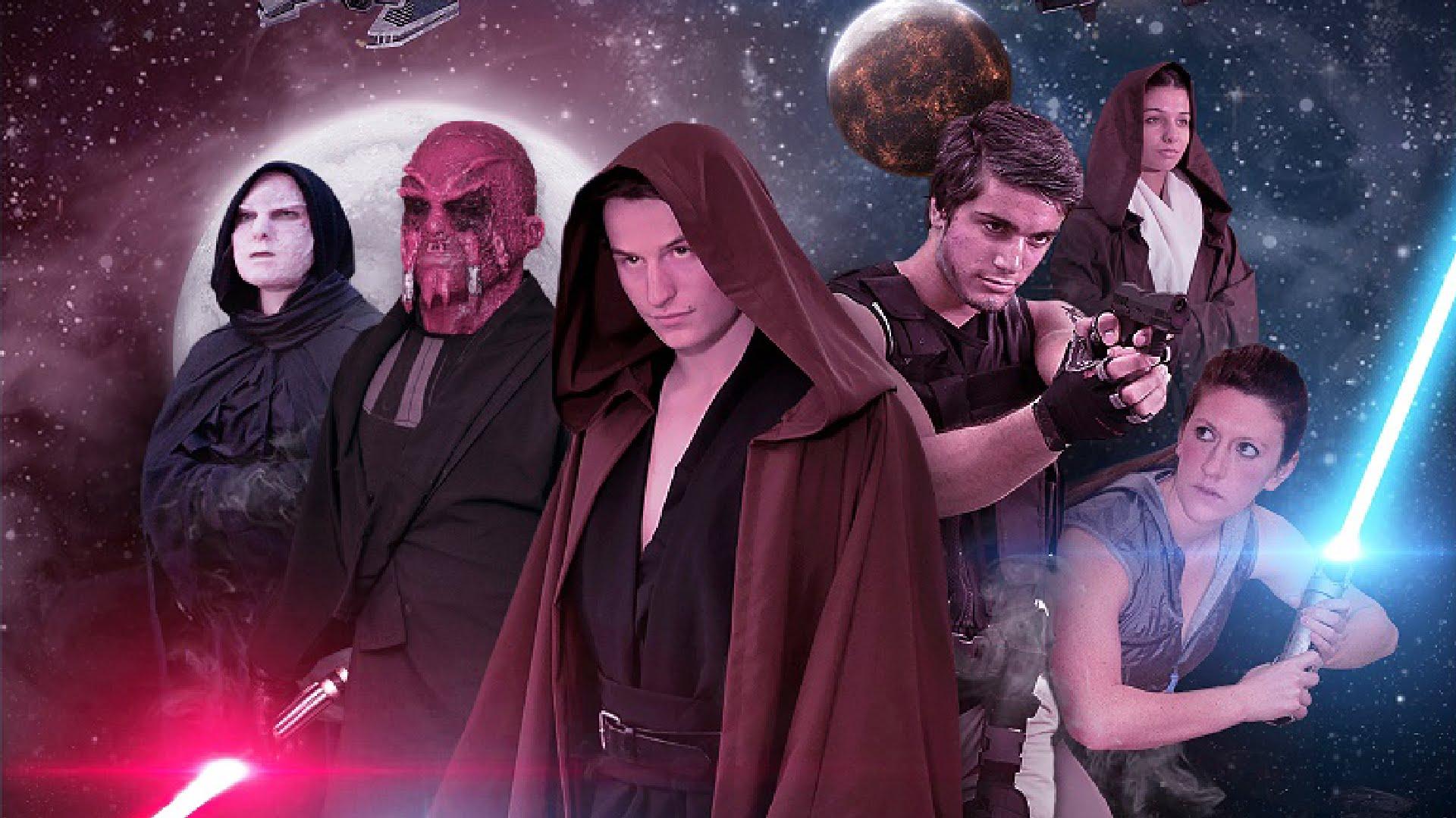 Darth Maul Apprentice 2016 Star Wars Fan Film Full Movie Greek